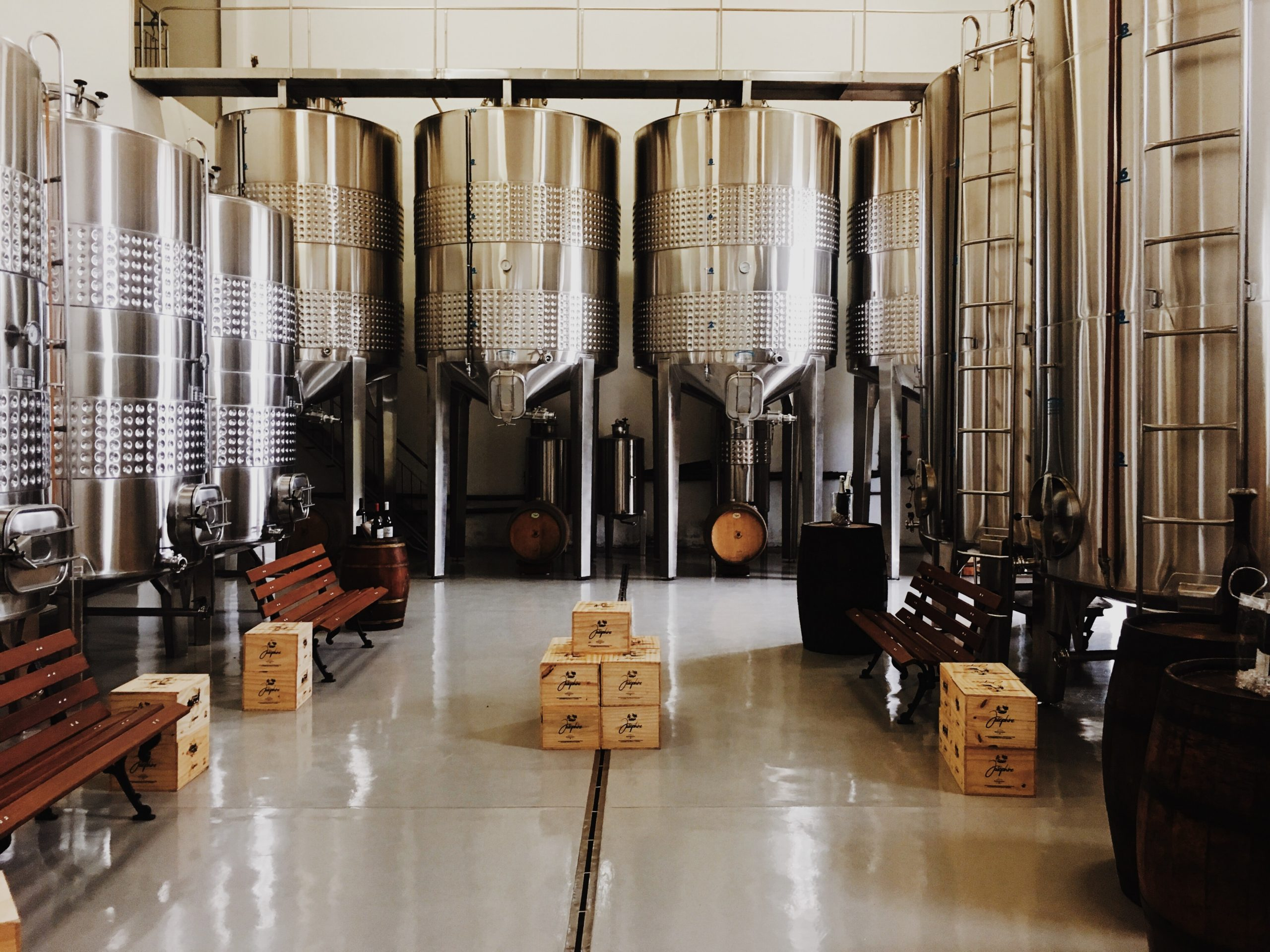 Image of Craft Beer brewing Industry